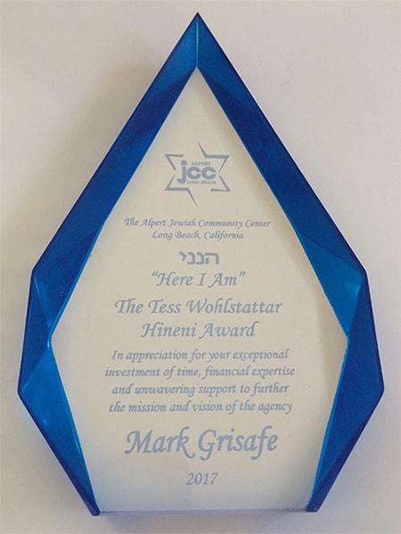 long beach architect mark grisafe award