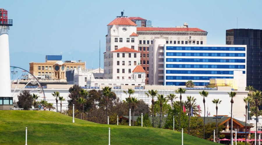 long beach architecture history